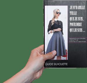 Inscrivez vous a ma Newsletter Et recevez votre GUIDE Silhouette GRATUIT