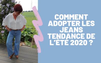 Comment adopter les jeans tendance de l'été 2020?