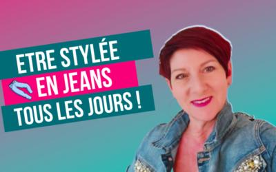 Comment être stylée en jeans tous les jours?